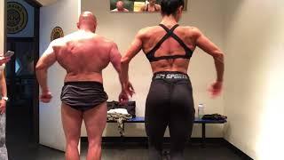 Позирование Бикини, Бодибилдер и Бодифитнес/ Bikini Bodybuilding and Figure posing