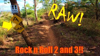 RAW RUN Rock n Roll 2 and 3 Townsville Douglas Mountain Bike Reserve