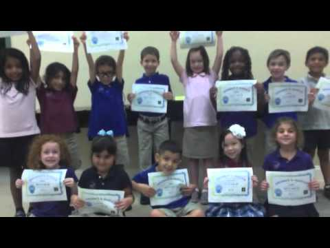 The Weiss School - Hour of Code Week 2015