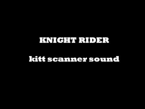 Knight Rider - Kitt Scanner Sound