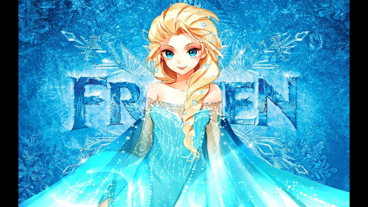 Disney Frozen Elsa Desenho Da Elsa Queen Disney Frozen 2016 Youtube