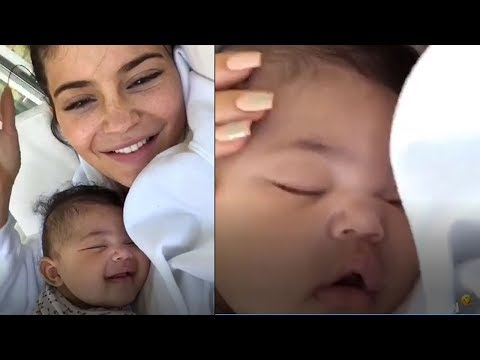 Kylie Jenner And Baby Stormi Take Over The Internet With THESE Posts!