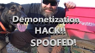 finally my dog and i found the 1 cure for youtube demonetizationwatch and learn hack spoof