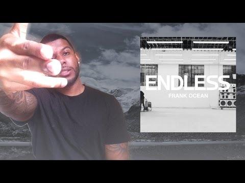 Frank Ocean- Endless (Reaction/Review) #Meamda
