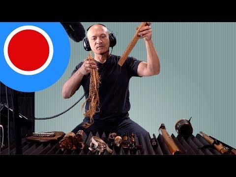 Percussion Sound Scape - Wind, Rain, Birds, & More