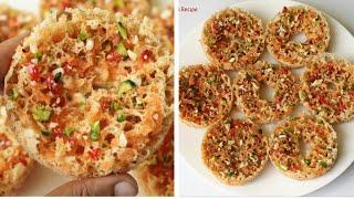 মৌচাক পিঠা/রাজস্থানের ঘেওআর রেসিপি/পিঠা রেসিপি/Ghevar Recipe/How to make ghevar Recipe/Pitha Recipe.