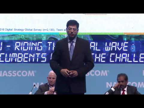 NASSCOM ILF 2017 : Riding the digital wave Will the incumbents rise to the challenge