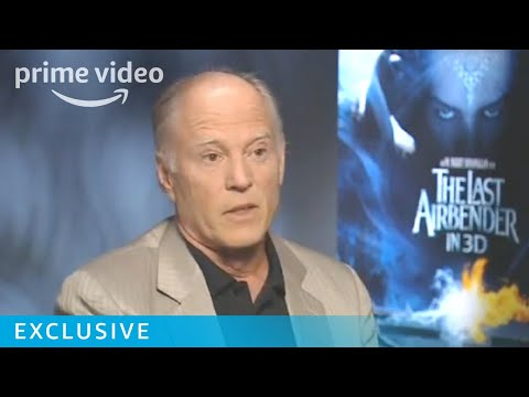 Producer Frank Marshall on The Last Airbender | Prime Video