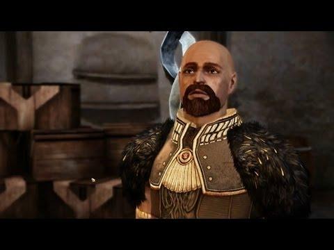 Dragon Age: Origins Часть 55 Эльфинаж. Работорговцы