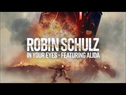 Robin Schulz Feat  Alida, Magnomite – In Your Eyes Thunder (Daniel Tomen Mashup)