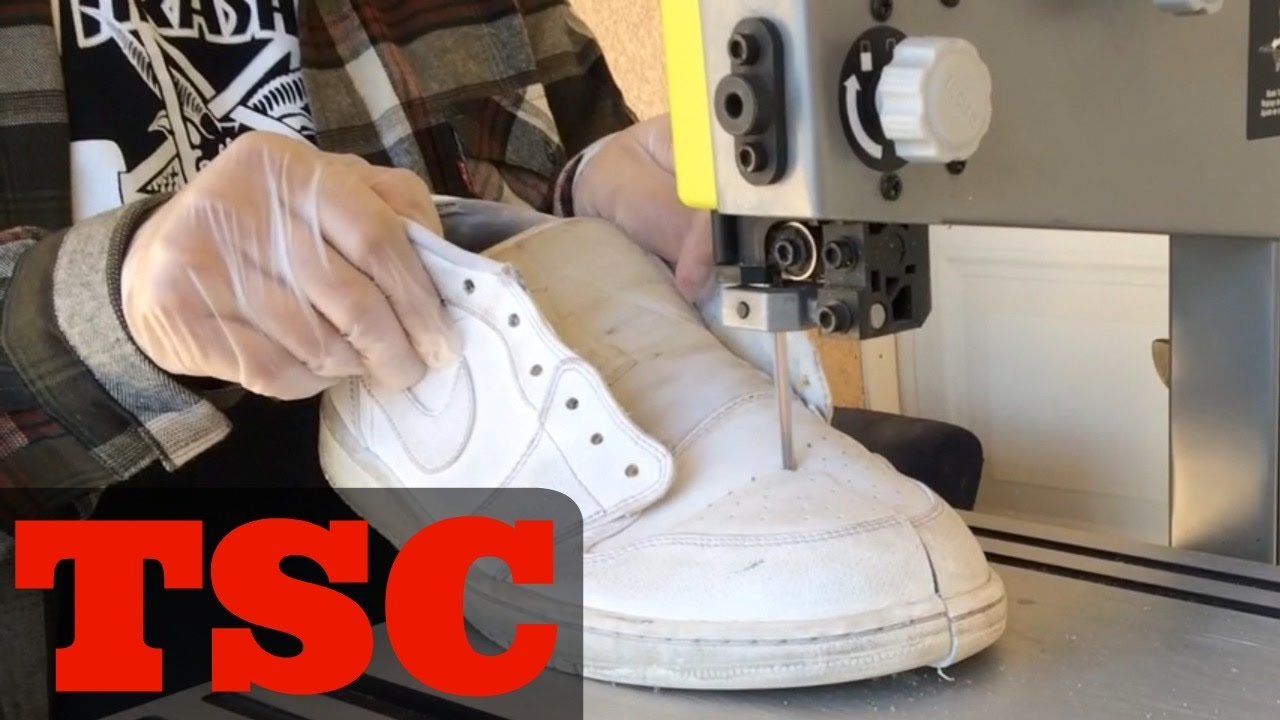 buy online bd202 69f0c The Sneaker Chop Nike Air Jordan 1 Low