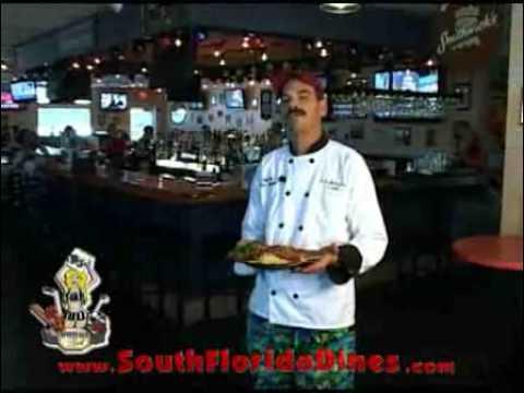 BJ's Sports Bar & Grille Chicken Parmesan