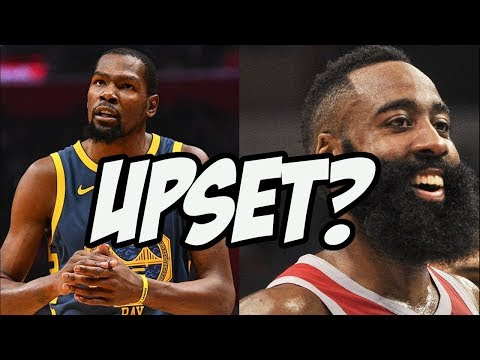 Can The Rockets Upset the Warriors? | 2019 NBA Playoffs