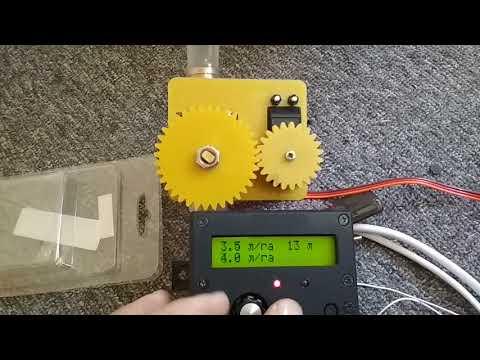 Тест дозатора с краном