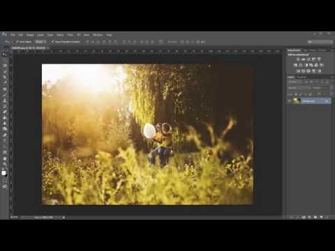 видео: Защита своих авторских прав при обработке фотографий в photoshop