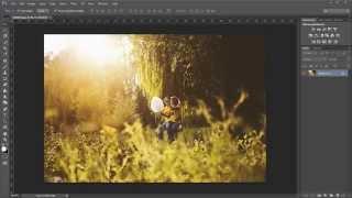 Защита своих авторских прав при обработке фотографий в Photoshop