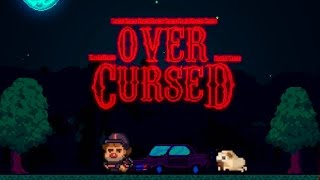 Overcursed | PARANORMAL GHOSTBUSTING DOG!! | New Free Indie Game