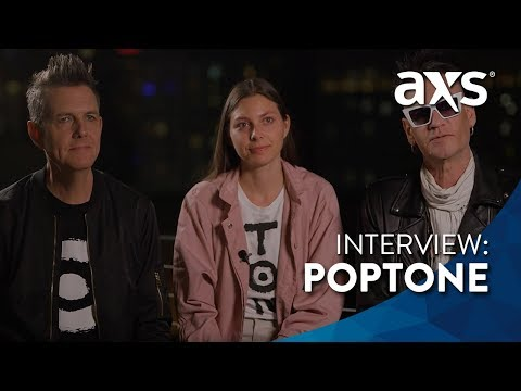 Poptone - Interview Mp3