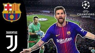 Messi is Back! | Barca-Juventus Tactical Analysis