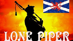 💥Music Bagpipes💥Lone Piper💥Ae Fond Kiss💥