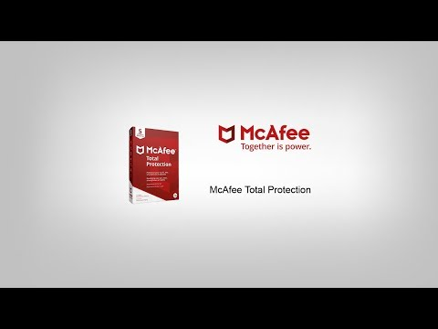 McAfee Total Protection 2.4.2020