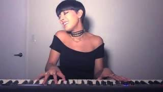 love on the brain rihanna ericka guitron cover