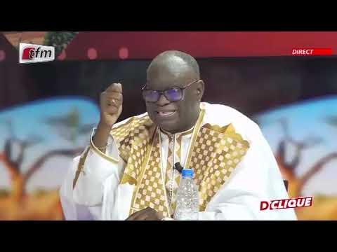"""Me El Hadj Diouf : """"Ousmane Sonko a de fausses intentions et j'ai des preuves"""""""