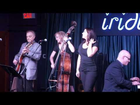Jane Monheit with the Les Paul Trio  - I Can't Give You Anything But Love - Iridium 9.5.11