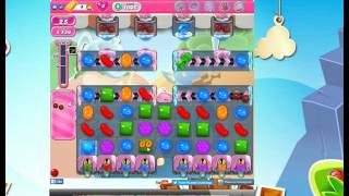 Candy Crush Saga Level 1606 No Booster 3 Stars