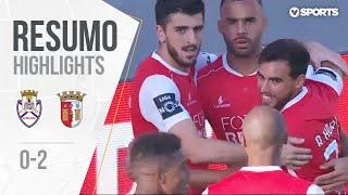 Highlights   Resumo: Feirense 0-2 Sp. Braga (Liga 18/19 #30)