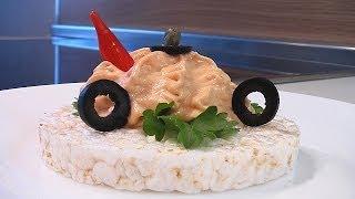Паштет из лосося. Очень вкусно!