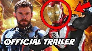 Avengers 4 Official Trailer Release Captain Marvel & Avengers Infinity War Details