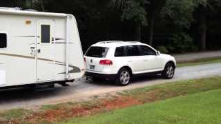 2007 Touareg V8 Towing 28' Travel Trailer