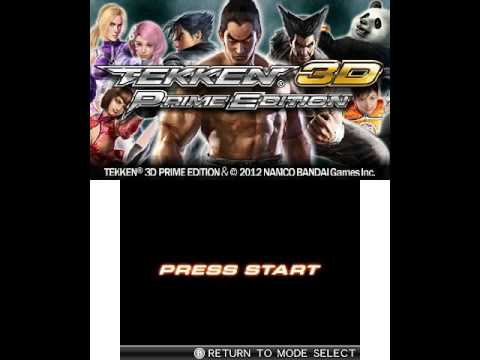 tekken 3d prime edition rom download