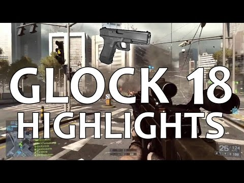 [BF4] - Glock 18 Highlights - Pistols Only Server