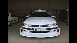Reportage Peugeot 406 Taxi 3