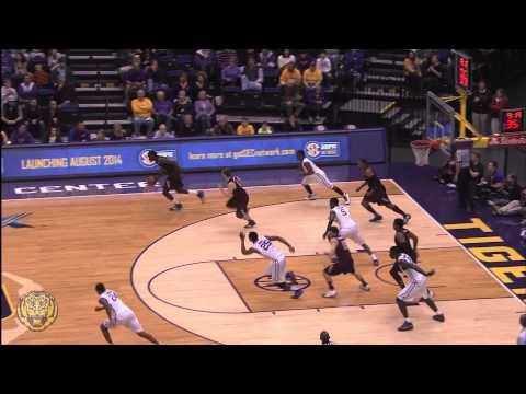 LSU Basketball: UL-Monroe Highlights