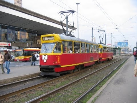 Public Transport in Warsaw