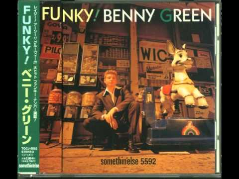 Benny Green  The In Crowd
