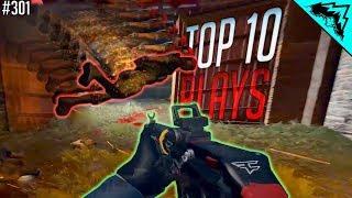 COOL UNDER PRESSURE! - Top 10 Siege Plays (WBCW #301)