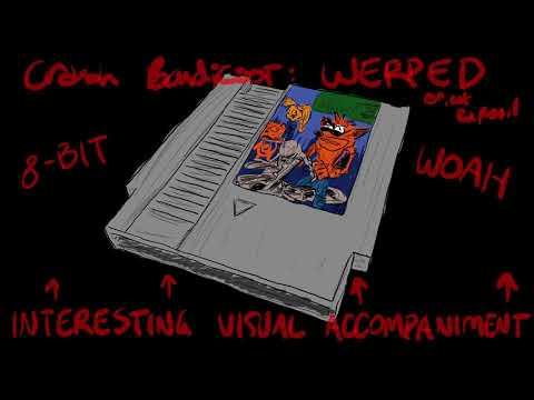 "Crash Bandicoot 8-Bit: ""Orient Express"" Music Remix"