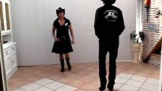 SINGLE WALTZ line dance