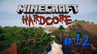 Minecraft Хардкор Сумеречный лес #12