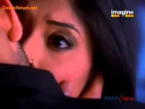 Arjun kissed Arohi 17th March 2011