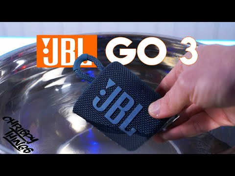 JBL Go 3: My thoughts & sound test!