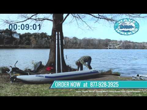 HydroCycles WaveWalker Information