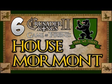 A MORMONT CLEARS HIS DEBT! Game of Thrones - Seven Kingdoms Mod - Crusader Kings 2 Multiplayer #6