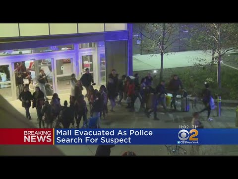 Shooting At New Jersey Mall Sparks Panic As Shoppers Hide, Dash To Exit