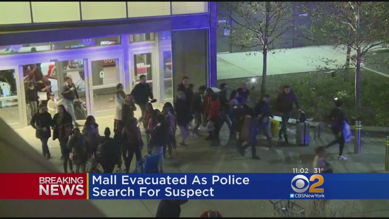 Shooting At New Jersey Mall Sparks Panic As Shoppers Hide Dash To