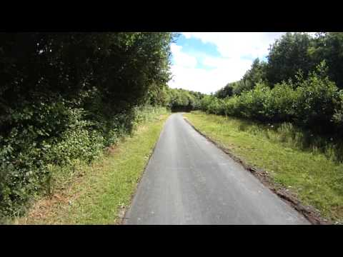 New Cycle track from Bovey Tracey to Newton abbot...